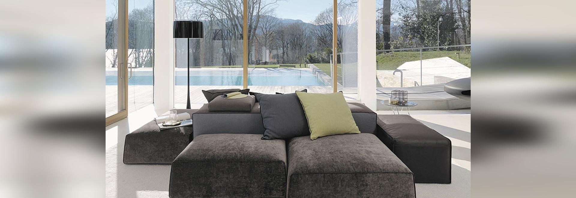 NEU: modulierbares Sofa by désirée