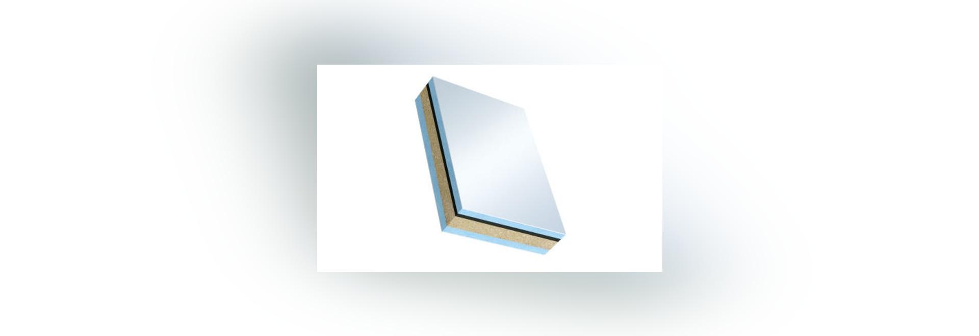 NEU: Sandwich-Dämmplatte für Fassade by WEISS CHEMIE + TECHNIK GMBH & CO. KG