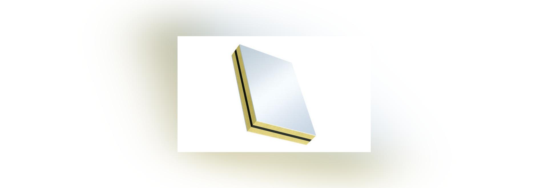 NEU: Sandwich-Dämmplatte für Fenster by WEISS CHEMIE + TECHNIK GMBH & CO. KG