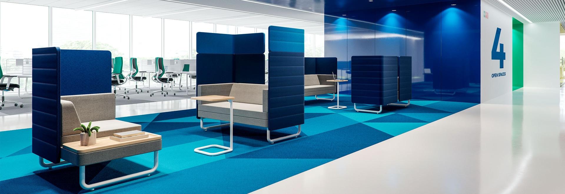 Nowy Styl Group gewinnt zweifachen German Design Award 2020 für innovativste Büromöbeldesigns