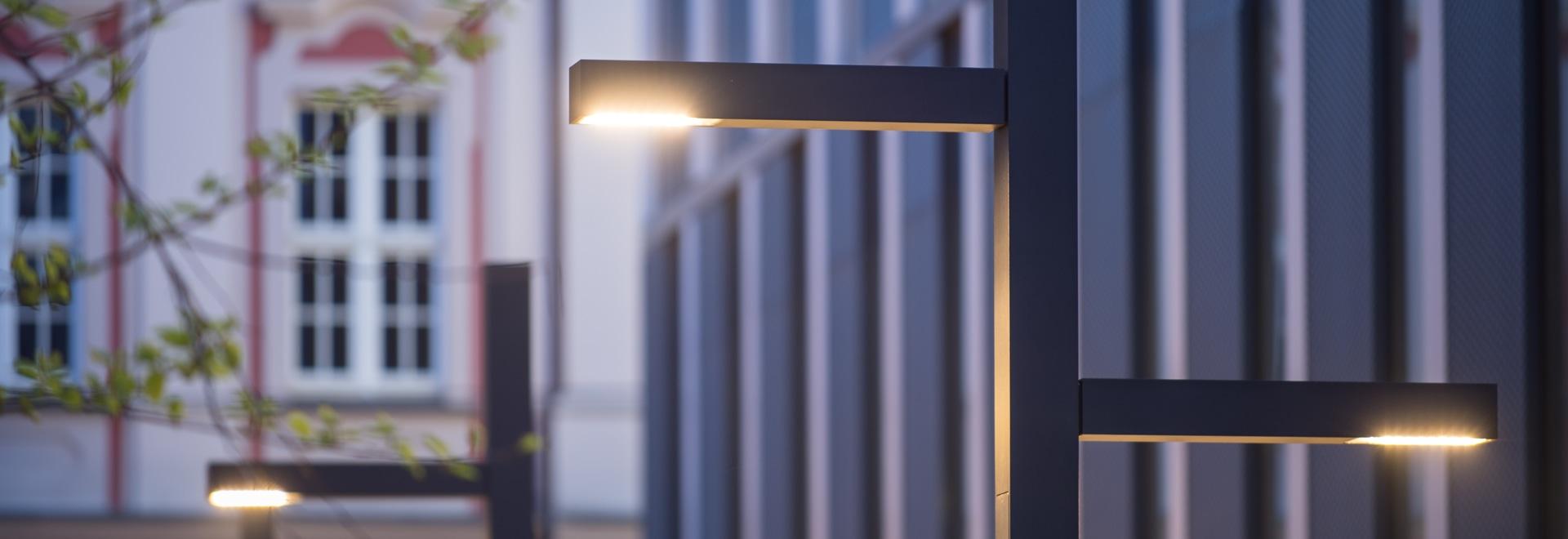 Portal-ArchDaily schrieb über unsere Durchführung die BAUM-Lampe