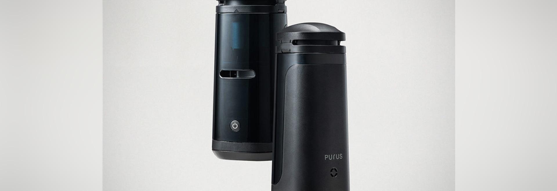 Purus Air i Plus reinigt Luft überall