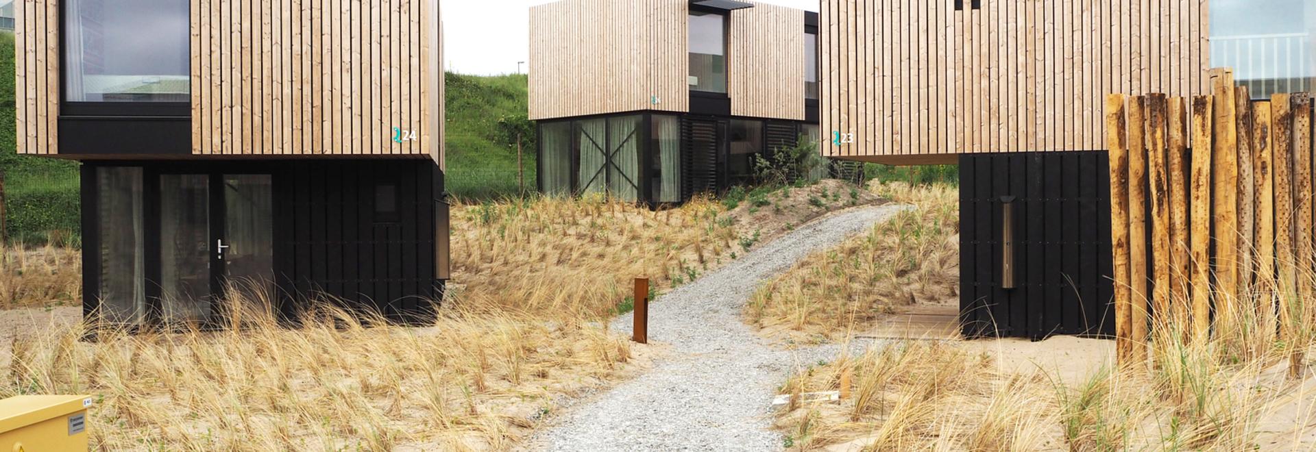 Qurios Zandvoort / 2by4-Architekten