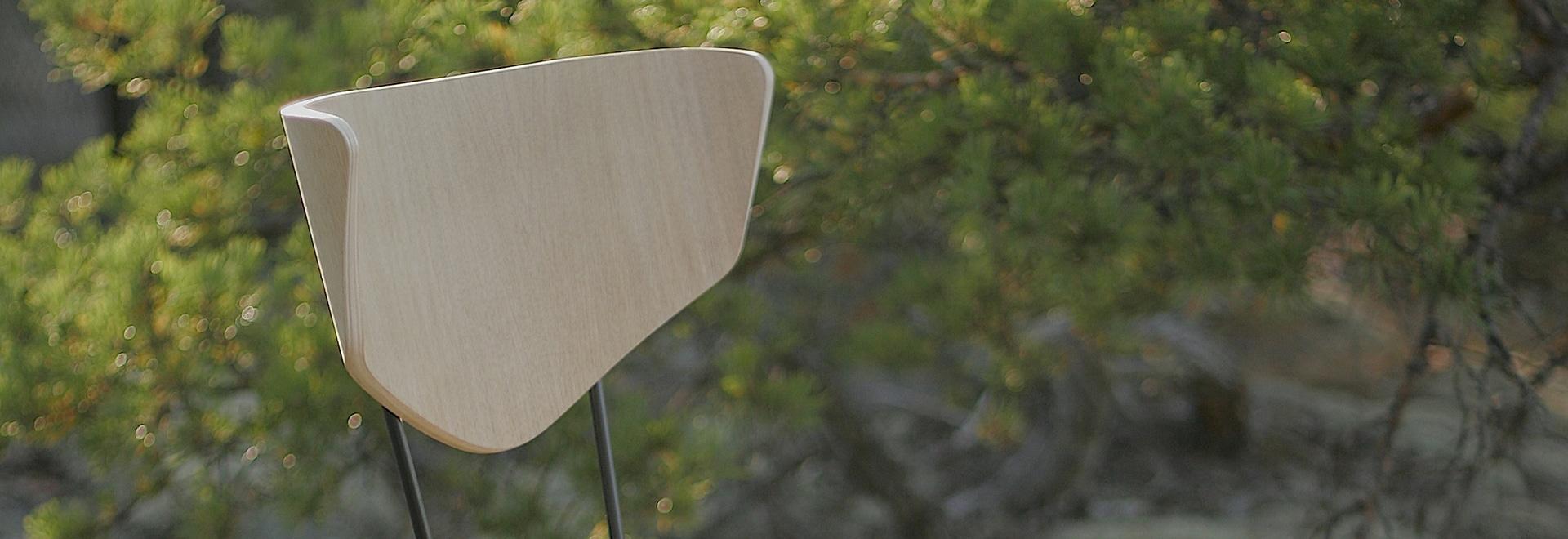 RayBoy entworfen von Elmet Treier