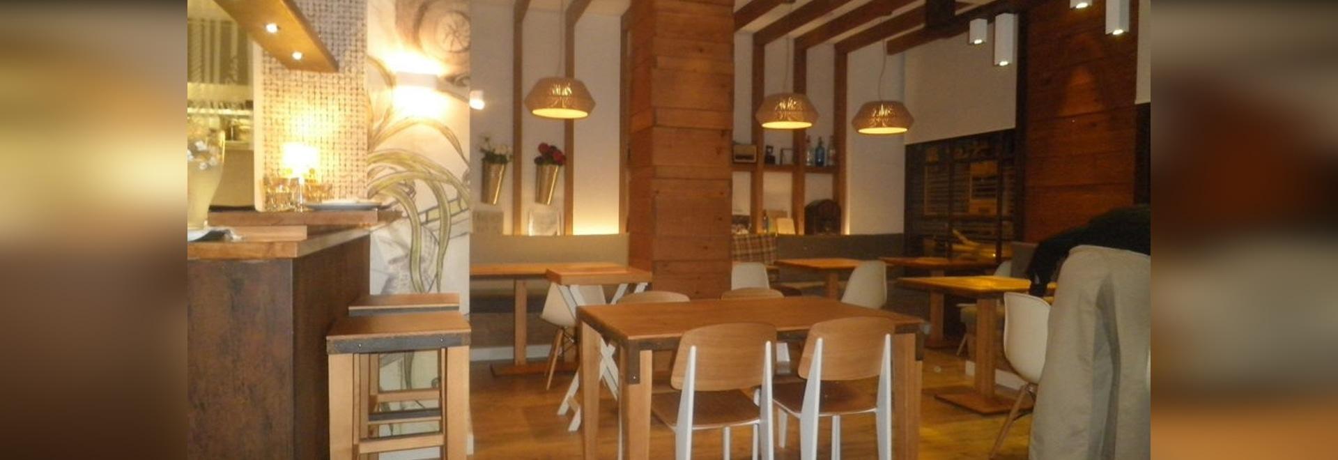 Restaurant des Projekt-SAITI