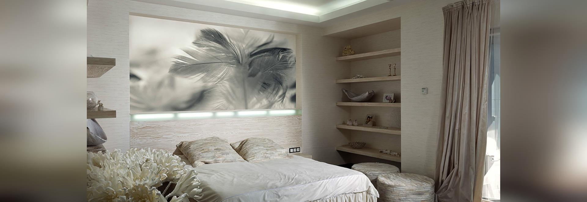 Sechs Schone Schlafzimmer Mit Den Weichen Und Freundlichen Entwurfs Elementen Brazil