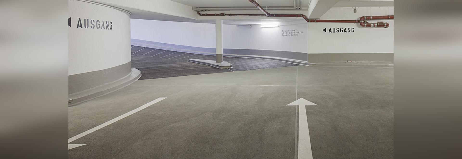 Stabile Konstruktion sichert attraktiven Parkraum