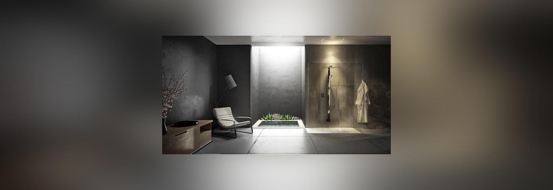 VEHLA_MYSLIM durch CARIMALI Entwurf shower_space
