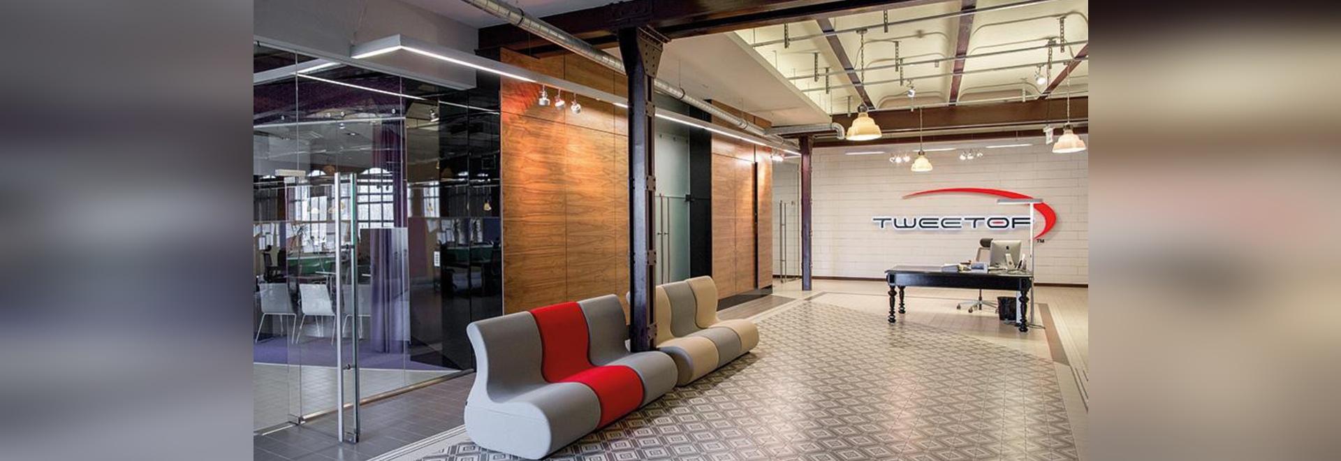 Willkommen im Tweetop-Büro und der Tweetop-Fabrik