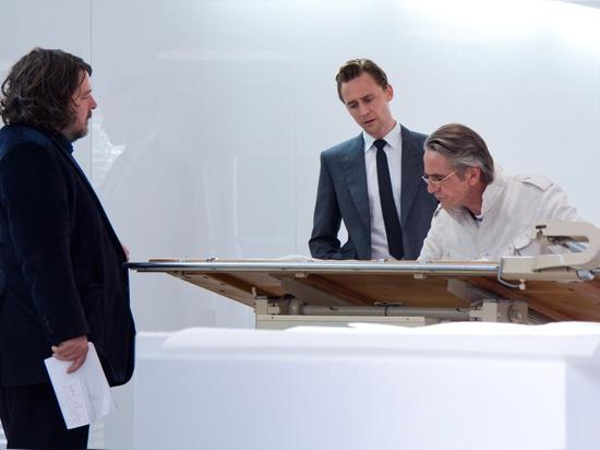 """Hoher Aufstieg ist """"nicht eine Kritik der Nachkriegsarchitektur"""" sagt Direktor Ben Wheatley"""