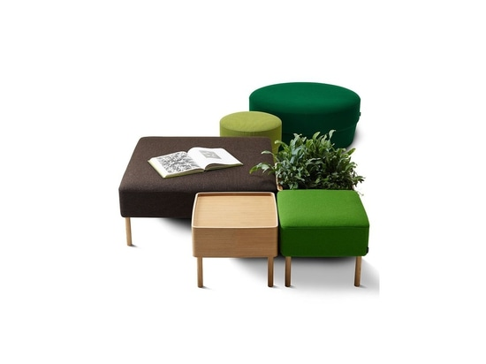 NEU: Kaffeetisch durch Swedese Möbler