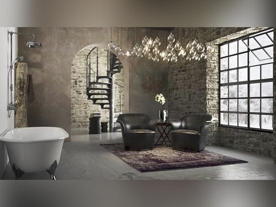 KOLONIALCOLONNA durch CARIMALI Entwurf shower_space
