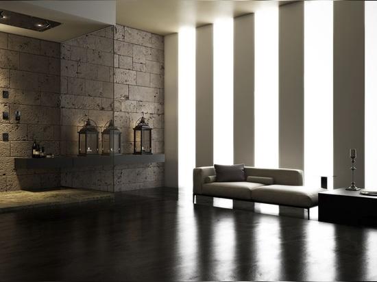 MYDREAM Duschesatz durch CARIMALI Entwurf shower_space