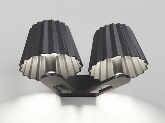 NEU: zeitgenössisches Wandlicht durch DELTA LIGHT