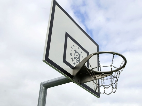 SPRINGFIELD basketball hoop by VelopA