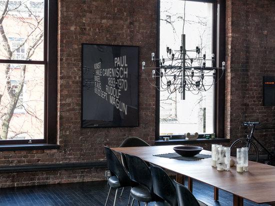 Dekan Di Simone, Entwerfer/New York, USA, Foto durch Fähre Brianw.