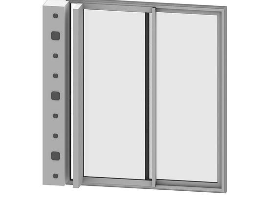 Erfinderisches Fensterkonzept des Actives