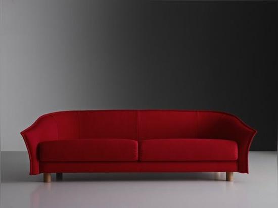 NEU: zeitgenössisches Sofa durch Swedese Möbler