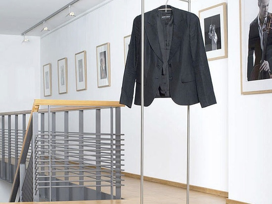 Clothes rack stainless steel