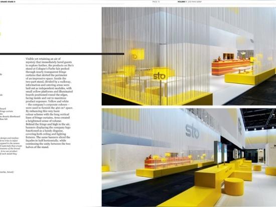 Arno-Entwurf für Sto am FAF Köln, Deutschland 2007
