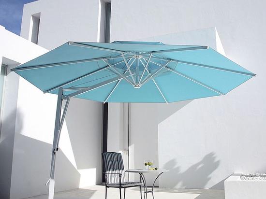 Belvedere – Sonnenschirm ohne Kompromisse