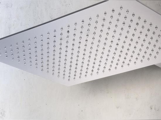 MySlim-rectangulare ultradünner Duschkopf