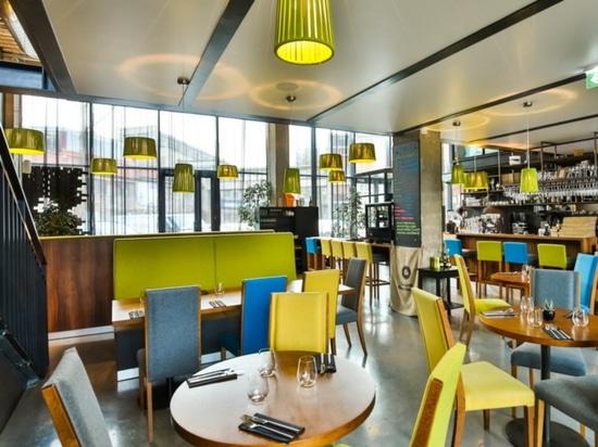 Restaurant des Projekt-TRÜHVEL