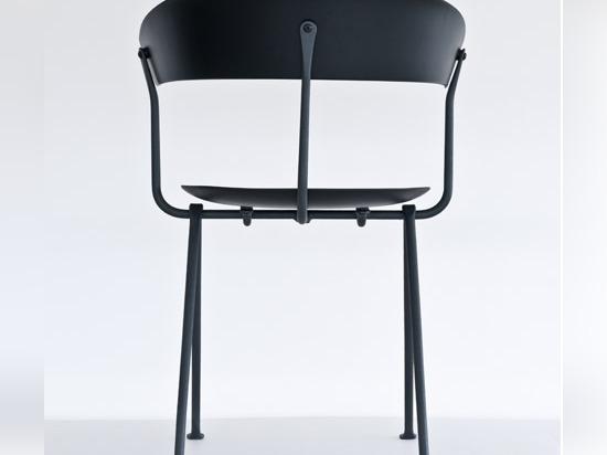 Bouroullec Brüder schmieden Bearbeiteteisen Rahmen für Officina Möbel