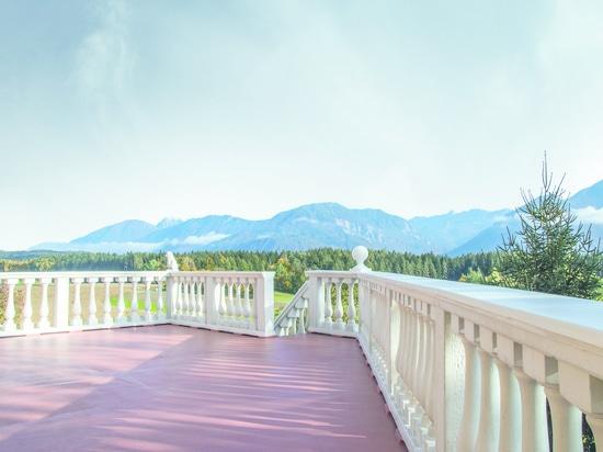 Ungetrübter Panorama-Blick nach Terrassensanierung