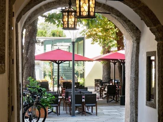 """Das Restaurant """"La Stella"""" in Salzburg"""
