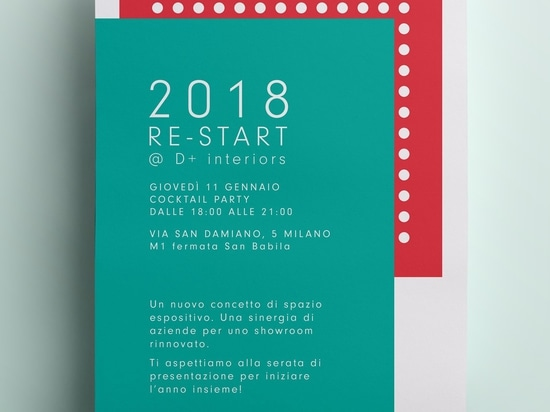 2018 WIEDERANLAUF, EINE COCKTAILPARTY AN D + INNENRAUM