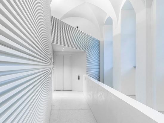 Neues Studien- und Konferenzzentrum der Mannheim Business School mit individualisierter Lichtlösung von Zumtobel