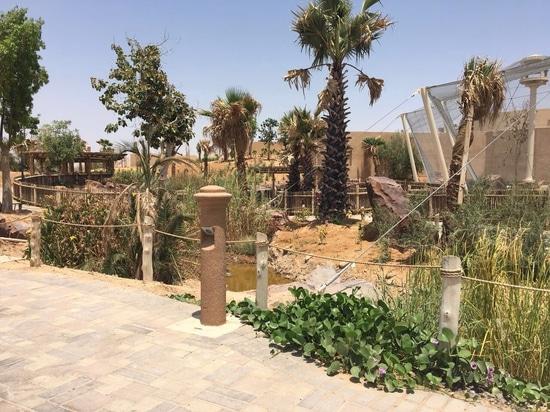 Al Ain Wildlife Park und Erholungsort