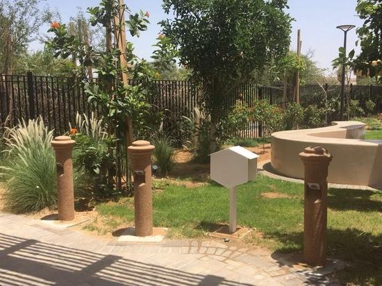Al Ain Wildlife Park und Erholungsort - Al Ain (Arabische Emirate)