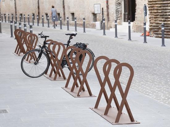 Fluxus-Fahrrad-Gestell