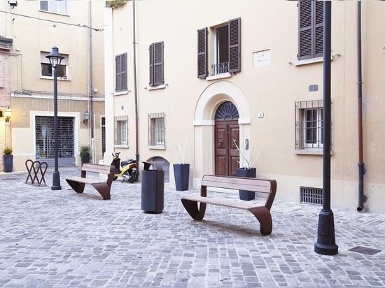 Stadtsanierung für die Stadt von Rimini