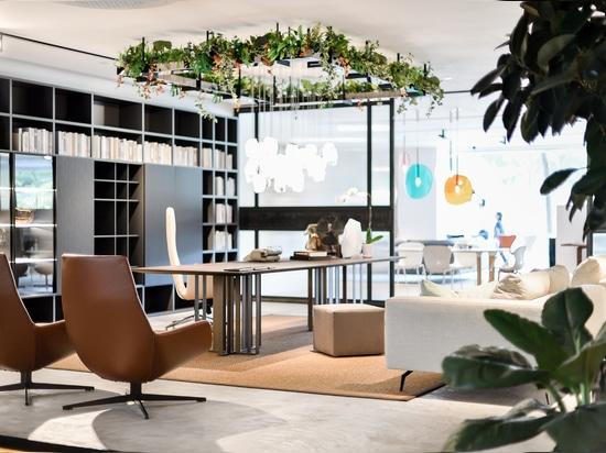 Lema verdoppelt seine Anwesenheit in Singapur in Partnerschaft mit W. Atelier House
