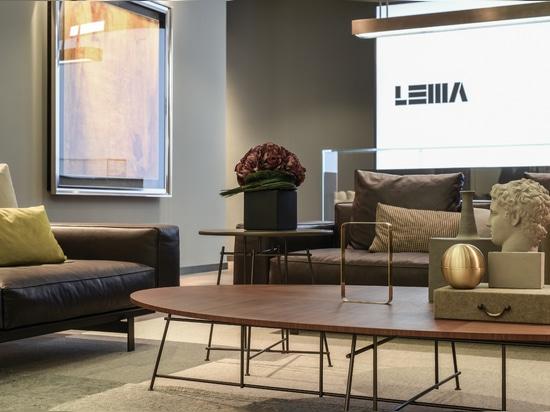 Zurück zu Asien: Lema öffnet einen neuen Flagship-Store in Shanghai