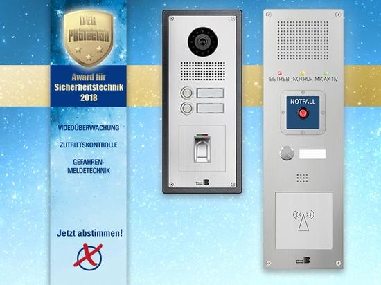Telekommunikation Behnke-Tür-Gegensprechanlagen Reihe 5 IP und NGRS