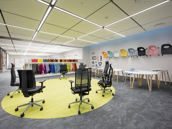 Büro-Inspirations-Mitte