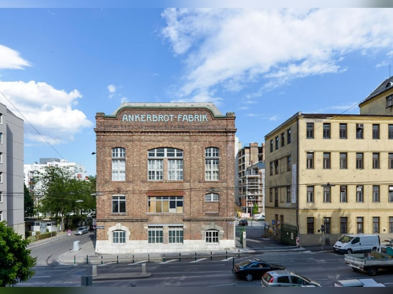 Anker-Brotfabrik in Wien
