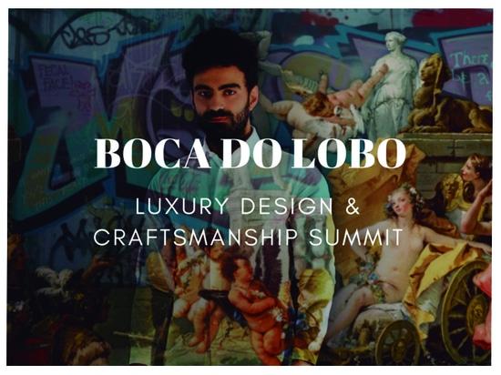 Luxusentwurfs-u. Kunstfertigkeits-Gipfel-Sprecher: Boca tun Lobo