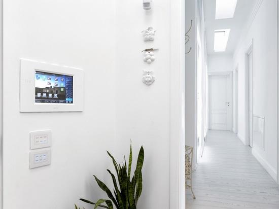 Allee-Hausautomation: wenn Technologie Entwurf trifft