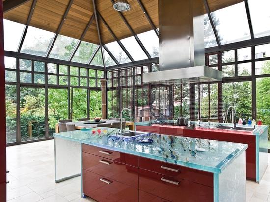 Künstlerischer Küche Countertop