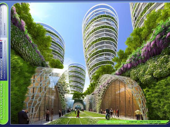 PARIS 2050 SMARTCITY