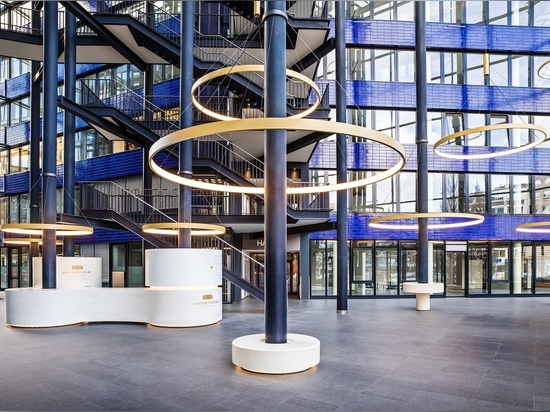 Hanseforum Hamburg - Atrium