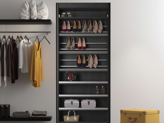 Bigfoot® module shoe rack