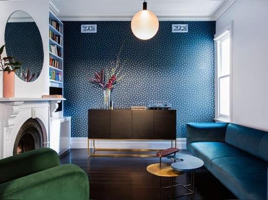 Viktorianische Empfindlichkeit trifft zeitgenössische Kultiviertheit in Melbournes Matlock-Haus