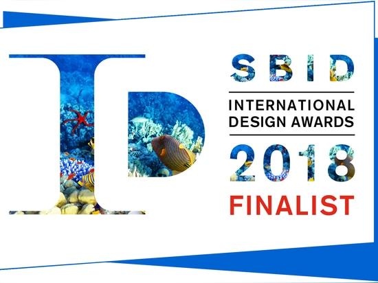 Internationale Entwurfs-Preise 2018 SBID