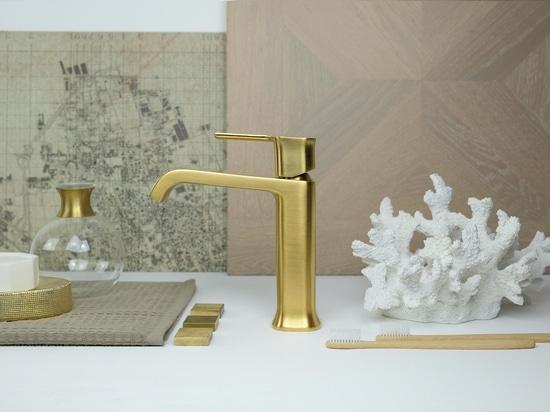 Einfachheit und Eleganz für das Badezimmer der Zukunft: Ritmonio stellt TAORMINA vor.
